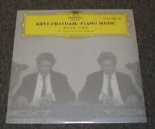 Piano Music Echo Solo For Fortepiano Or Midi Keyboard Rhys Chatham~VG++ Vinyl