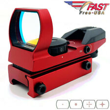 Red Dot Sight Reflex Holographic Scope Tactical Optics Mount 20mm Rails - USA