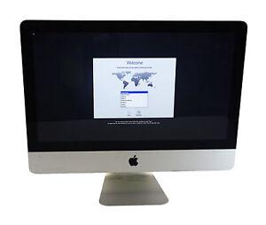 """Apple iMac 21.5"""" Mid 2011 A1311 Core i5 2.5GHz 4GB 500GB High Sierra"""