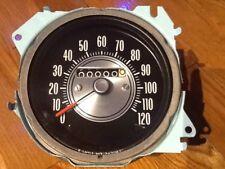 1972 1971 1970 Oldsmobile Cutlass 442  floor shift speedometer