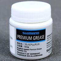 Shimano Premium Bicycle Grease 50g Tub / Jar Lube for Hub Headset Bottom Bracket