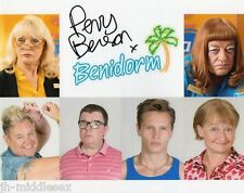 Perry Benson Autograph - Benidorm - Signed 10x8 Photo - Private Signing - AFTAL