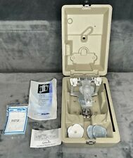 Whip Mix 2000 Series Articulator And Case With Manual