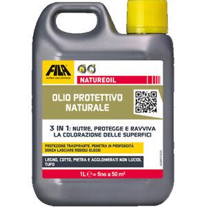 Fila Natureoil Olio Protettivo Naturale Prodotto 3 In 1: Nutre In Profondità