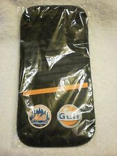 NEW YORK METS CAR VISOR CD HOLDER GULF / NY METS 10 DISC DVD / CD / GAME HOLDER