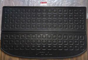 Boot liner Trunk liner Black Kia Soul 2014 on B2F12AC500 New genuine Kia parts