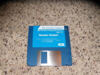 "Reader Rabbit IBM/Tandy V4.1 PC 3.5"" floppy disk"