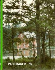 Piedmont Hospital School Nursing Atlanta Georgia 1978 Yearbook Annual University