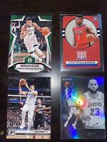 2020 Panini Chronicles GIANNIS PARALLEL /149 + ZION (hometown Hero) + LUKA +++