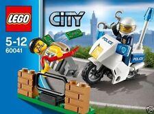 Minifiguras de LEGO City, policía