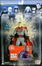 ELSEWORLDS SERIES 2 RED SON PRESIDENT SUPERMAN FIGURE