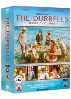 The Durrells: Series 1 - 3 (DVD)