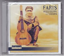 FARIS - MISSISSIPPI TO SAHARA - CD ALBUM © 2015 NEU! & OVP!