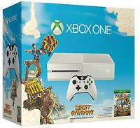 NEW Sunset Overdrive 500 GB White Microsoft Xbox One Special Edition Console