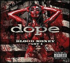 Dope, The Dope - Blood Money Part 1 [New CD]