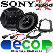 SONY Vauxhall Corsa C 2000 - 2006 13cm 460 Watts 2 Way Rear Hatch Car Speakers