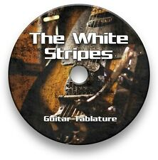 The White Stripes Rock Guitar Tabs Tablature Lesson Software CD - Guitar Pro