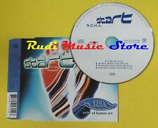 CD Singolo N.O.H.A. Start MOTOR MUSIC 1997 571 715-2 no lp mc dvd (S15)