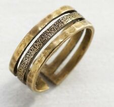 Silpada Kr Brass Middle Ground Midi Ring~Size 4~Toe~Mid Finger~Childs~Krr0050