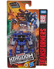 """Transformers War For Cybertron Kingdom 3.75"""" Fig Core Class Soundwave IN STOCK"""