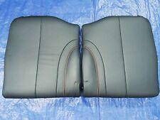 2005-2008 MINI COOPER CONVERTIBLE R52 DARKBLUE BLUE REAR SEAT BACKREST BACK OEM