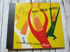 More College Medleys by Jan Garber's Orchestra Capital Records BIG TEN