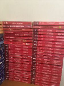Lot of 20, Harlequin, Silhouette, Romance Novel, Random Pick, Desire, Intrigue +