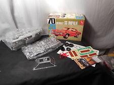 Model Kit 70 Chevy SS Impala