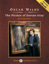 The Picture of Dorian Gray, with eBook Tantor Unabridged Classics)
