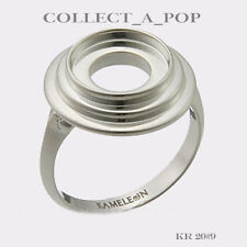 Authentic Kameleon Silver Hello Darling Ring Size 5 KR020#5