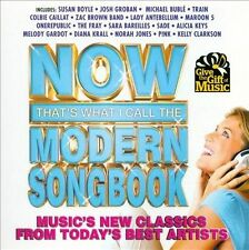 Now That's What I Call the Modern Songbook (CD, Feb-2011, COM)
