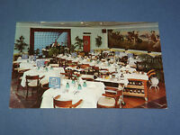 VINTAGE PETIT PARIS RESTAURANT ALBANY  NEW YORK   POSTCARD