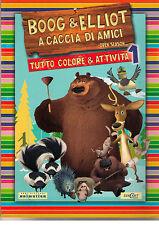 BOOG & ELLIOT TUTTO COLORE & ATTIVITA'. ediCart - Libro Nuovo in Offerta!