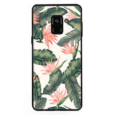 Samsung Galaxy S9+ Plus Hoesje Cover Case - Tropical Jungle - Design