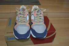 VNDS Saucony Grid 9000 Bodega Elite Kithstrike Blue Grey Orange Ronnie Fieg Sz 9