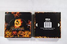 THE HUNGER GAMES 16 x SQUARE STAMPS BOXED NEW OFFICIAL DISTRICT 12 TRIBUTE SEAL