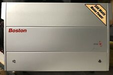 New Old School Boston Acoustics GT-22 2 channel amplifier,RARE,vintage,SQ