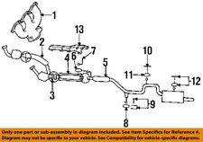 FORD OEM-Exhaust Manifold F3DZ9430H
