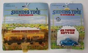 Thomas the Tank Engine & Friends SODOR FUEL WAGONS & SIR TOPHAM HATTS CAR NEW
