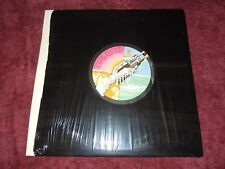 Pink Floyd Wish You Were Here1975 Orig.UK Harvest In Black Bag W/Sticker NM