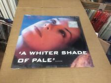 ANNIE LENNOX A WHITER SHADE OF PALE ~ NO MORE I LOVE YOU'S  SEALED VINYL 12""