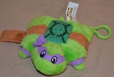 """6"""" Donatello Pillow Pets Dream Lites Flash Lights Night Toys Plush Flashlight"""