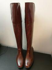 Fendi woman rain boots/rubber boots/wellies/wellington boots size UK 5, EU 38