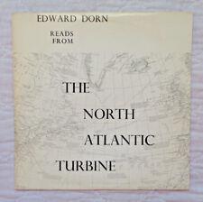 Livingdisc P001 Edward Dorn Reads From The North Atlantic Turbine lp,1967,UK,NM!