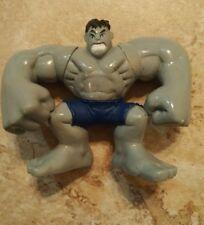 Grey Hulk Loose Figure Decor Marvel Comics Stan Lee Used Daredevil Avengers