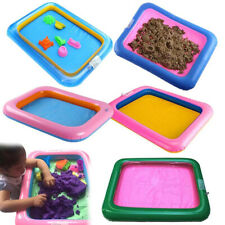 Large Plastic Child Kid Party Play Tuff Spot Mixing Tray Toy Sand Pit Stand New