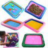 Large Plastic Kids Children Party Play Tuff Spot Mixing Tray Toy Sand Pit Stand