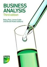 Business Analysis 3rd Edition (Paperback, 2014)