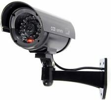 Outdoor Indoor Fake Dummy Imitation CCTV Security Camera with Blinking Light