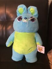 New With Tags Disney Pixar Toy Story 4 Bunny Huggable Plush